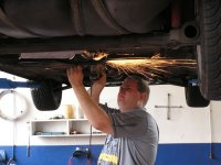 repair of cars